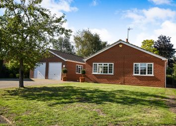 Thumbnail 5 bed detached bungalow for sale in Wesley Close, Terrington St. Clement, King's Lynn