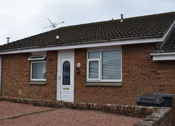 Thumbnail 1 bed semi-detached bungalow for sale in Mosspark Crescent, Dumfries