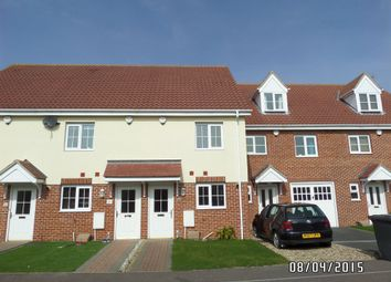 Thumbnail 3 bed terraced house to rent in Heritage Close, Kessingland, Lowestoft