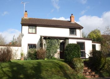 Thumbnail 4 bed detached house for sale in Woodmans Orchard, Talaton, Exeter