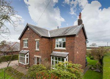Thumbnail 4 bed detached house for sale in Gubberford Lane, Garstang, Preston