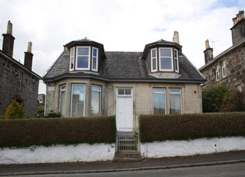 Thumbnail 2 bed flat for sale in 4 Bellevue Road, Rothesay, Isle Of Bute