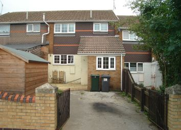 Thumbnail 3 bed terraced house for sale in Willow Close, 0El