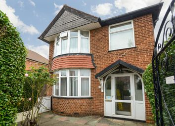 Thumbnail 3 bedroom detached house for sale in St. Ervan Road, Wilford, Nottingham