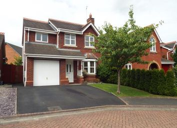 Thumbnail 3 bed detached house for sale in Lockwood View, Runcorn, Cheshire