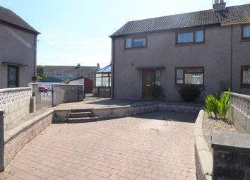 Thumbnail 1 bed end terrace house for sale in Cockburn Place, Elgin