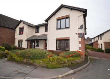 Thumbnail 2 bed flat for sale in Willaston Green Mews, Willaston, Neston