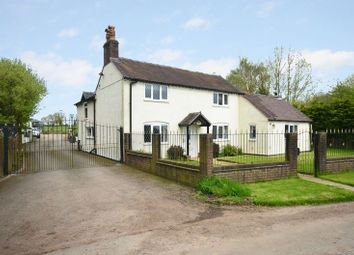 Thumbnail 4 bed equestrian property for sale in Aspley Lane, Chatcull, Stafford