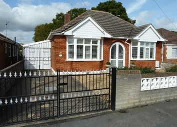 Thumbnail 2 bed detached bungalow for sale in Woodfield Road, Bear Cross, Bournemouth