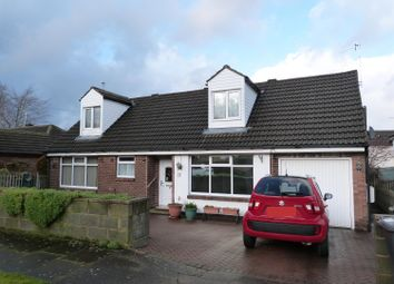 Thumbnail 4 bed detached house for sale in Grange Park Road, Bingley