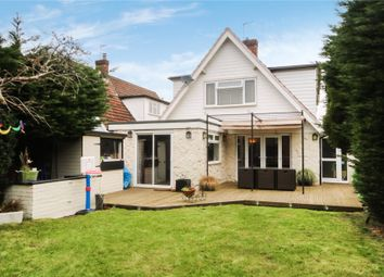 Thumbnail 4 bed detached house for sale in Waverley Drive, Chertsey
