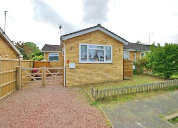 Thumbnail 3 bed semi-detached bungalow for sale in Levishaw Close, Buxton, Norwich