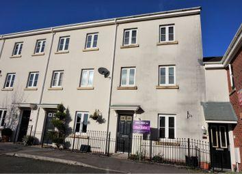 Thumbnail 4 bed end terrace house for sale in Longacres, Bridgend