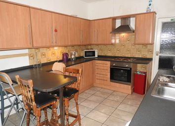 Thumbnail 5 bedroom property to rent in King Edwards Road, Brynmill, Swansea