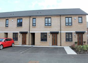 Thumbnail 3 bed town house for sale in Bentley Avenue, Buckley, Flintshire