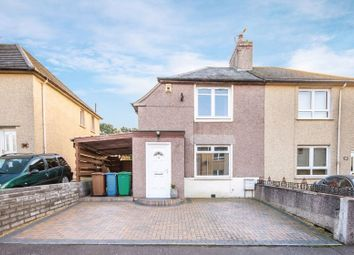 Thumbnail 2 bed semi-detached house for sale in Droverhall Place, Crossgates, Cowdenbeath