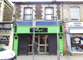Thumbnail Retail premises for sale in Porth -, Porth