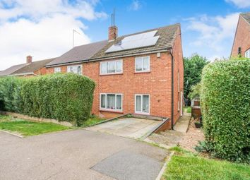 Thumbnail 3 bed semi-detached house for sale in Valley Road, Wellingborough, Northamptonshire, England