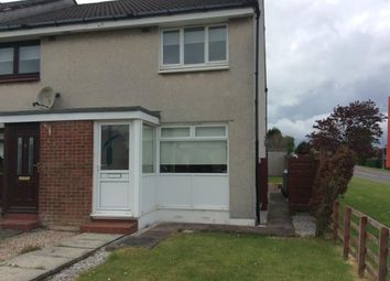 Thumbnail 2 bed end terrace house to rent in Davington Drive, Hamilton, Lanarkshire