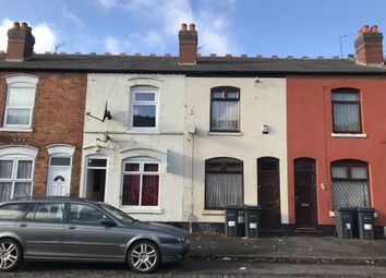 Thumbnail 3 bed terraced house to rent in Perrott Street, Birmingham