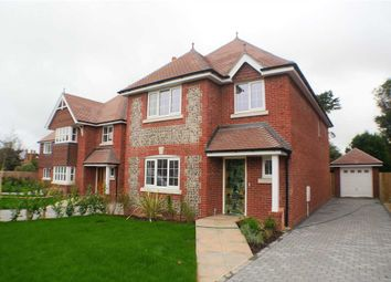 Thumbnail 4 bed detached house for sale in St Winefrides Road, Plot C, Littlehampton