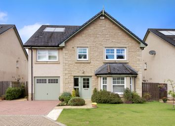 Thumbnail 4 bed property for sale in Sheriffmuir Close, Greenloaning, Dunblane