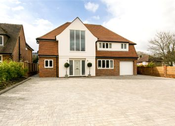 Thumbnail 5 bed detached house for sale in Sandelswood End, Beaconsfield