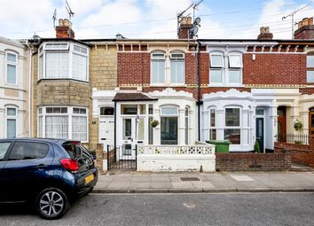 Thumbnail 3 bedroom terraced house for sale in Lyndhurst Road, Portsmouth