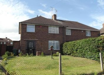 Thumbnail 3 bed semi-detached house to rent in Botany Avenue, Mansfield