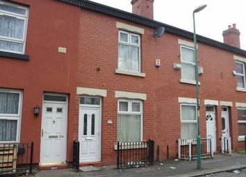 Thumbnail 2 bedroom terraced house for sale in Pink Bank Lane, Longsight, Manchester