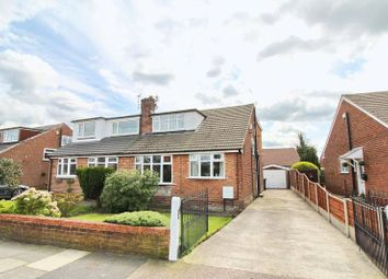 Thumbnail 4 bed semi-detached house for sale in Ash Drive, Wardley, Swinton, Manchester
