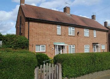 Thumbnail 3 bed semi-detached house for sale in Holdenby Road, Kingsthorpe, Northampton