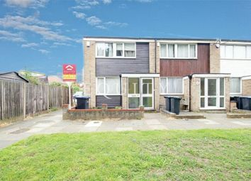 Thumbnail 3 bedroom end terrace house for sale in Westmoor Gardens, Enfield