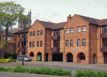 Thumbnail 2 bed flat for sale in City Walls Road, Worcester