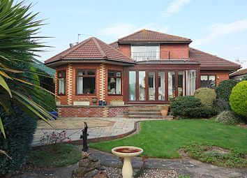 Thumbnail 3 bed detached bungalow for sale in South Road, Sully, Penarth