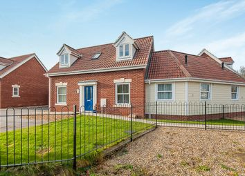 Thumbnail 3 bed property for sale in Winceby Close, Wisbech