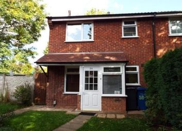 Thumbnail 1 bed property to rent in Brendon, Wilnecote, Tamworth