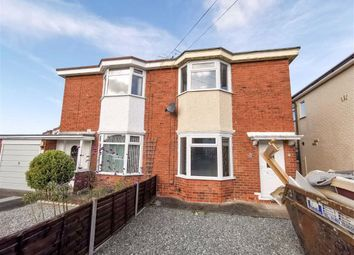 Thumbnail 2 bed semi-detached house to rent in Ormerod Crescent, Ormerod Road, Hull