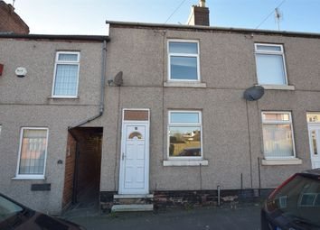 Thumbnail 2 bedroom terraced house for sale in Birchwood Lane, South Normanton, Alfreton, Derbyshire