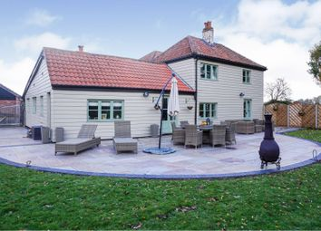 Thumbnail 5 bed detached house for sale in Wheelers Lane, Bury St. Edmunds