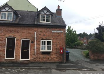 Thumbnail 1 bed terraced house to rent in Leicester Road, Billesdon, Leics