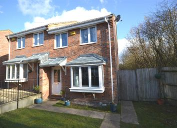 Thumbnail 3 bed semi-detached house for sale in Basingfield Close, Old Basing, Basingstoke