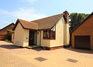 Thumbnail 3 bedroom bungalow for sale in Connaught Gardens, Weymouth, Dorset