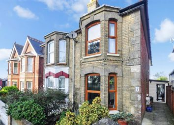 Thumbnail 3 bed semi-detached house for sale in Victoria Grove, East Cowes, Isle Of Wight