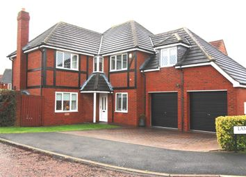 Thumbnail 5 bed detached house for sale in Lamonby Way, Southfield Gardens, Cramlington