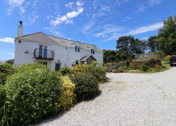 Thumbnail 4 bed farmhouse for sale in Higher Tremar, Liskeard