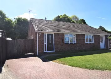 Thumbnail 2 bed semi-detached bungalow for sale in Raphael Close, Basingstoke