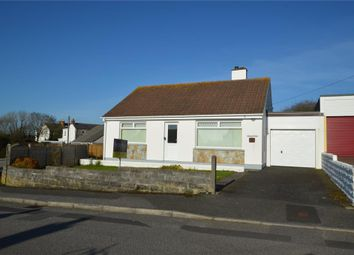Thumbnail 2 bed detached bungalow for sale in Trevere Close, Connor Downs, Hayle, Cornwall