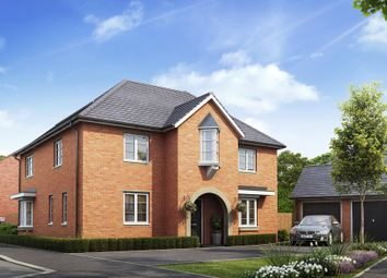 "Thumbnail 4 bedroom detached house for sale in ""Brockhall"" at Mitton Road, Whalley, Clitheroe"