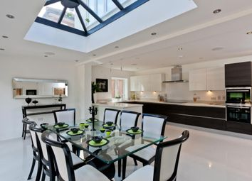 Thumbnail 5 bed detached house to rent in Northfield Place, Weybridge